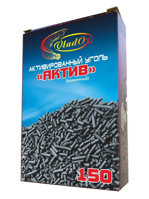 Средство Vladox Актив 81262 - Активированный уголь каменный 150ml