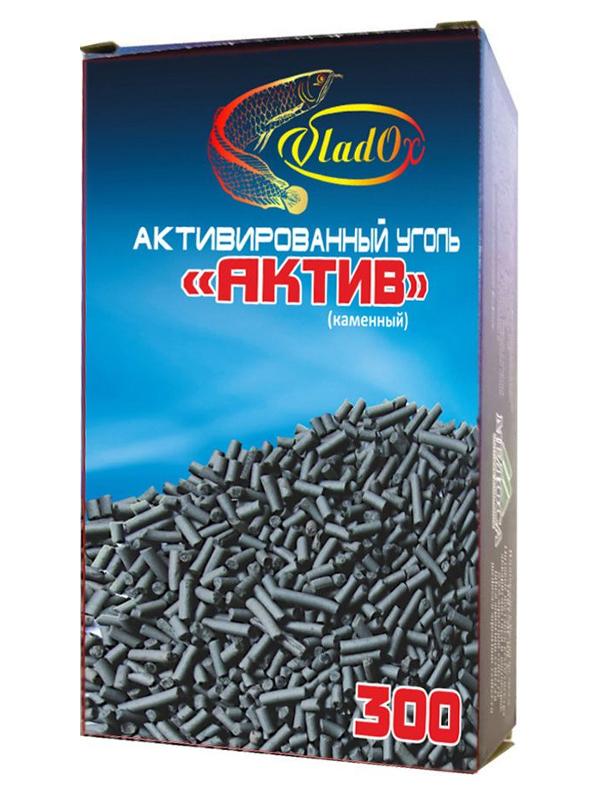 Средство Vladox Актив 81279 - Активированный уголь каменный 300ml