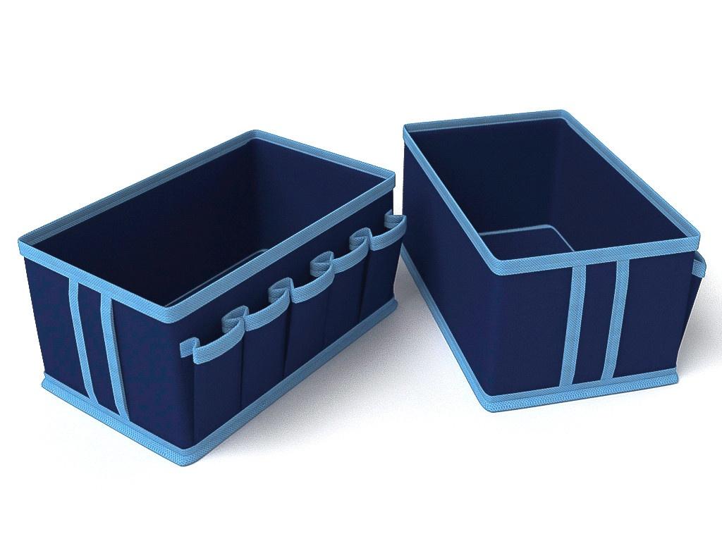 Фото - Чехол для мелочей Cofret Классик 25x15x12cm Blue 1730 органайзер для мелочей cofret русский шик метелица 830 черный