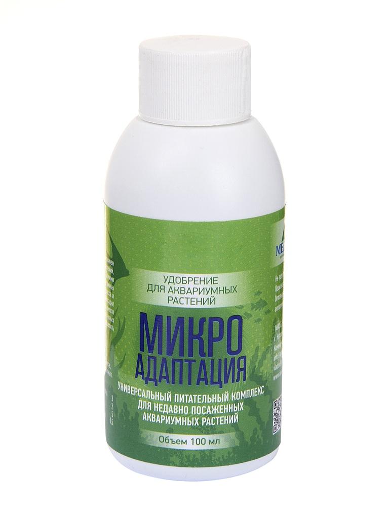 Средство Vladox Микро адаптация 83341 - Универсальный питательный комплекс для недавно посаженных растений 100ml
