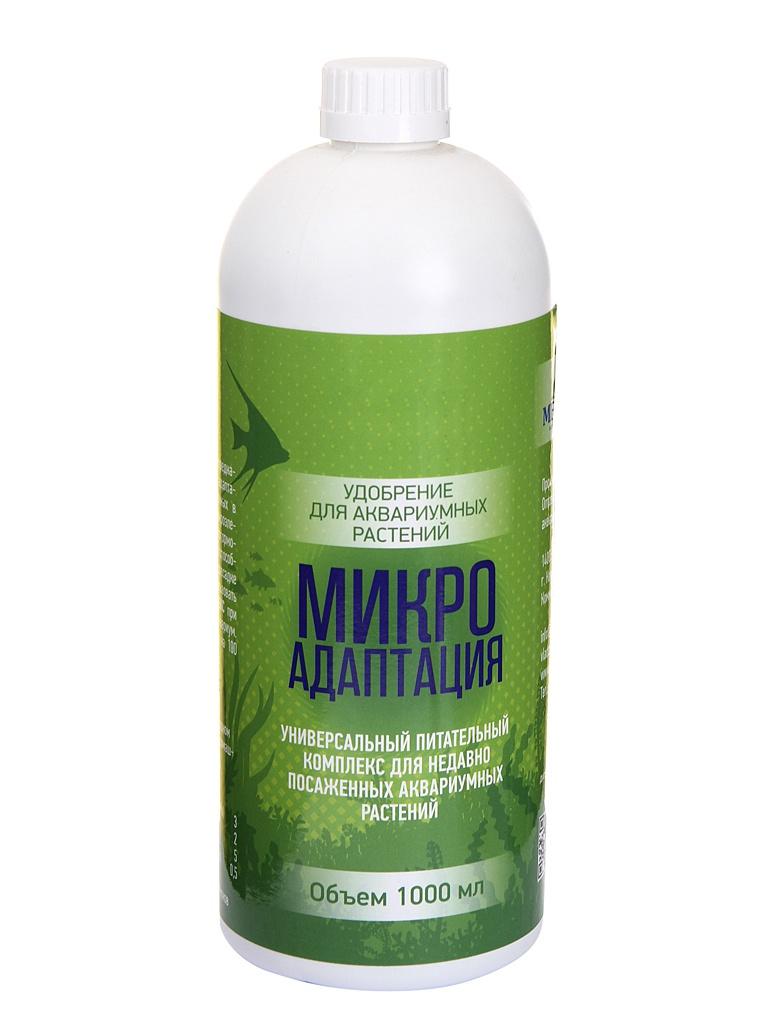 Средство Vladox Микро адаптация 83372 - Универсальный питательный комплекс для недавно посаженных растений 1000ml
