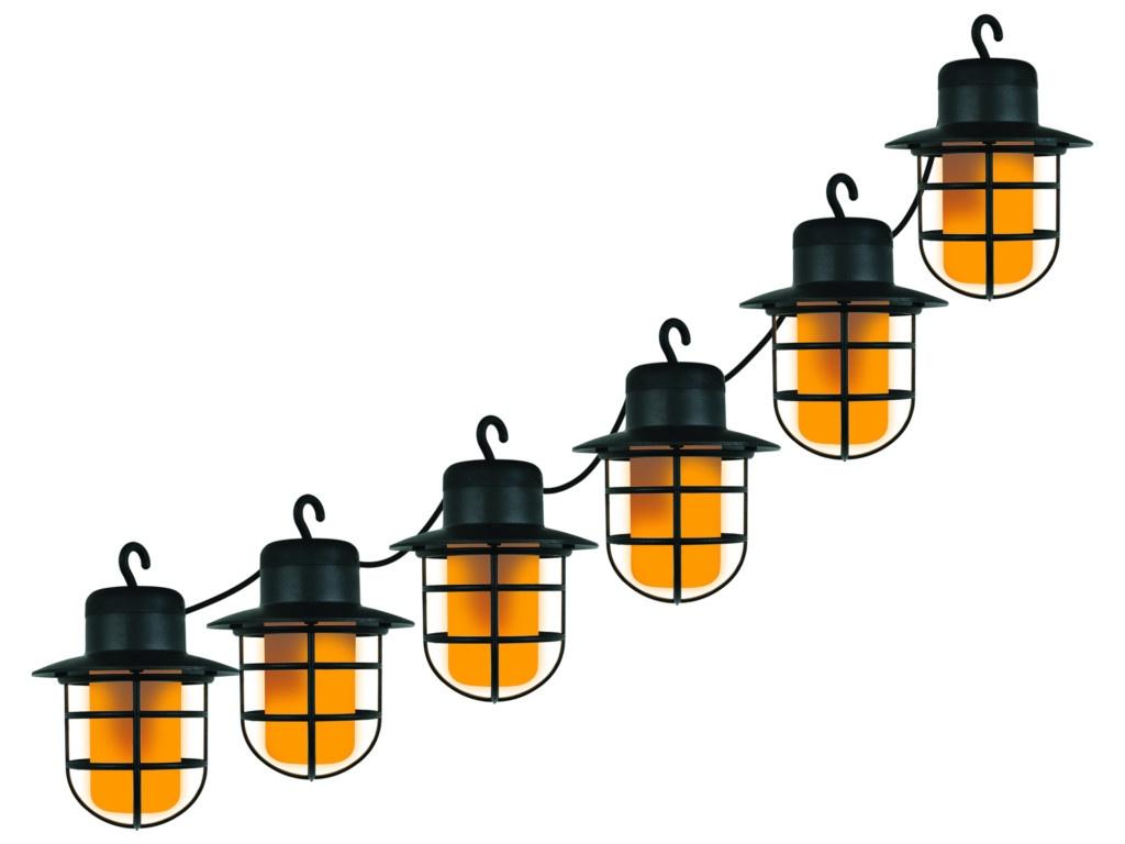 Светильник Uniel USL-S-121/PT2500 Гирлянда Lanterns UL-00006558