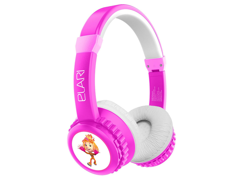 Наушники Elari FixiTone Air Pink