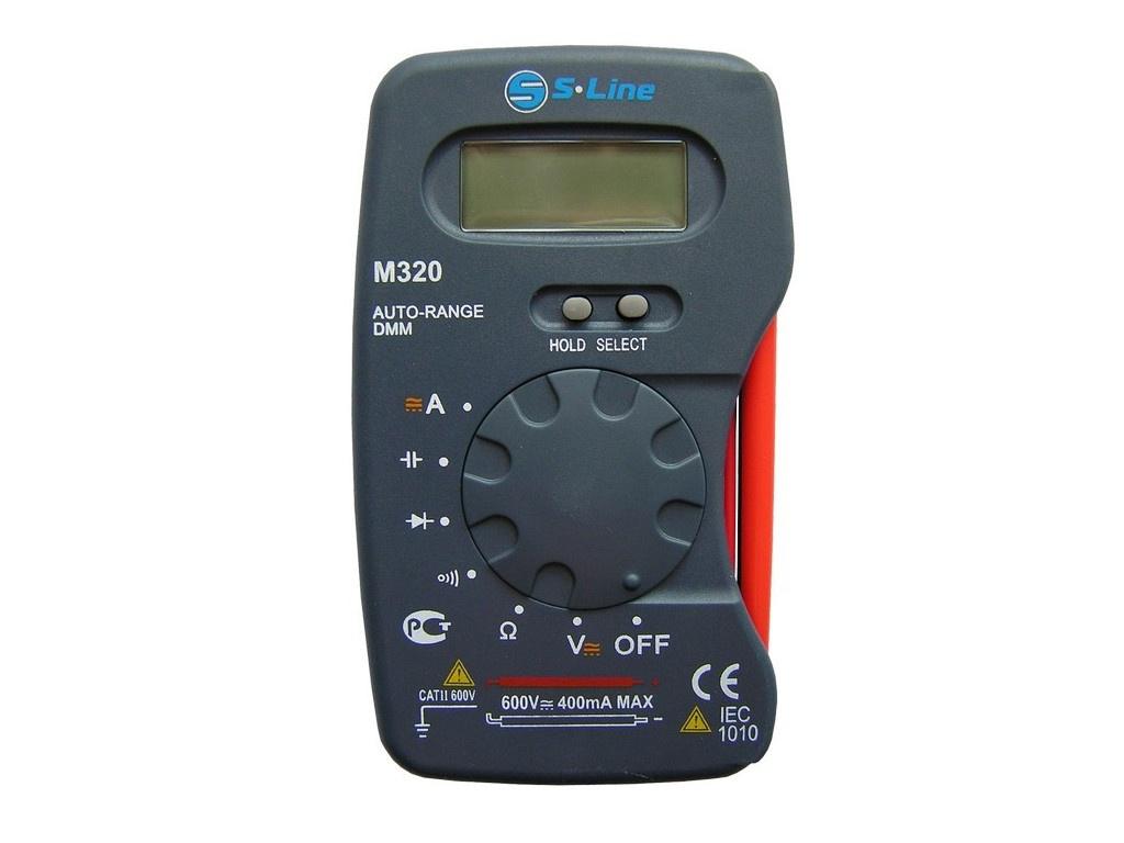 Мультиметр S-Line M320