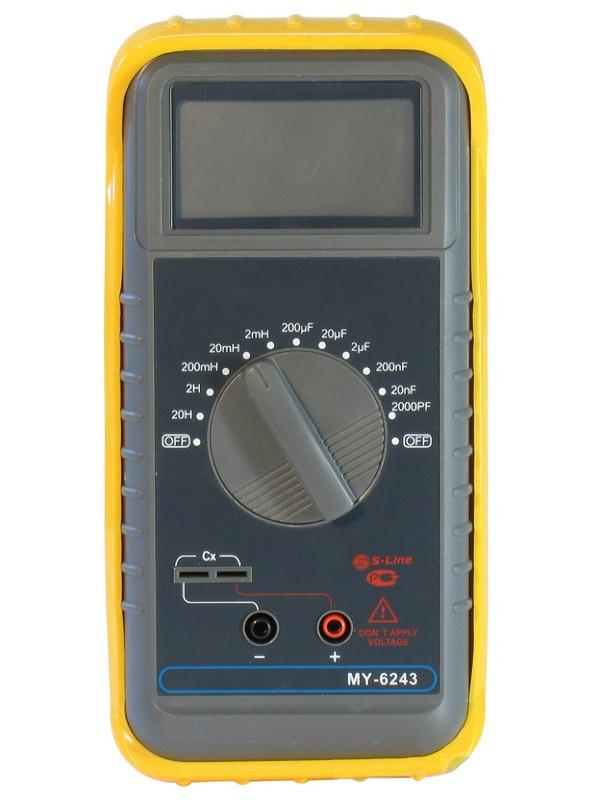 Мультиметр S-Line MY-6243/EM-6243