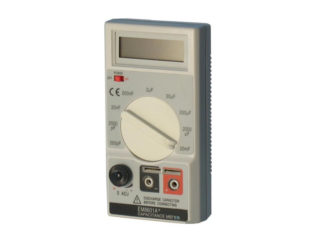 Мультиметр S-Line EM8601A+/CM8601