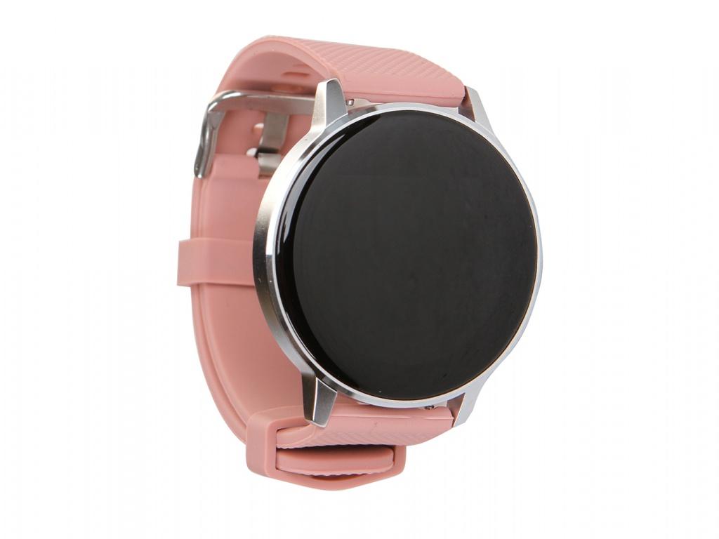 Умные часы Geozon Sky Silver-Pink G-SM07SVRP