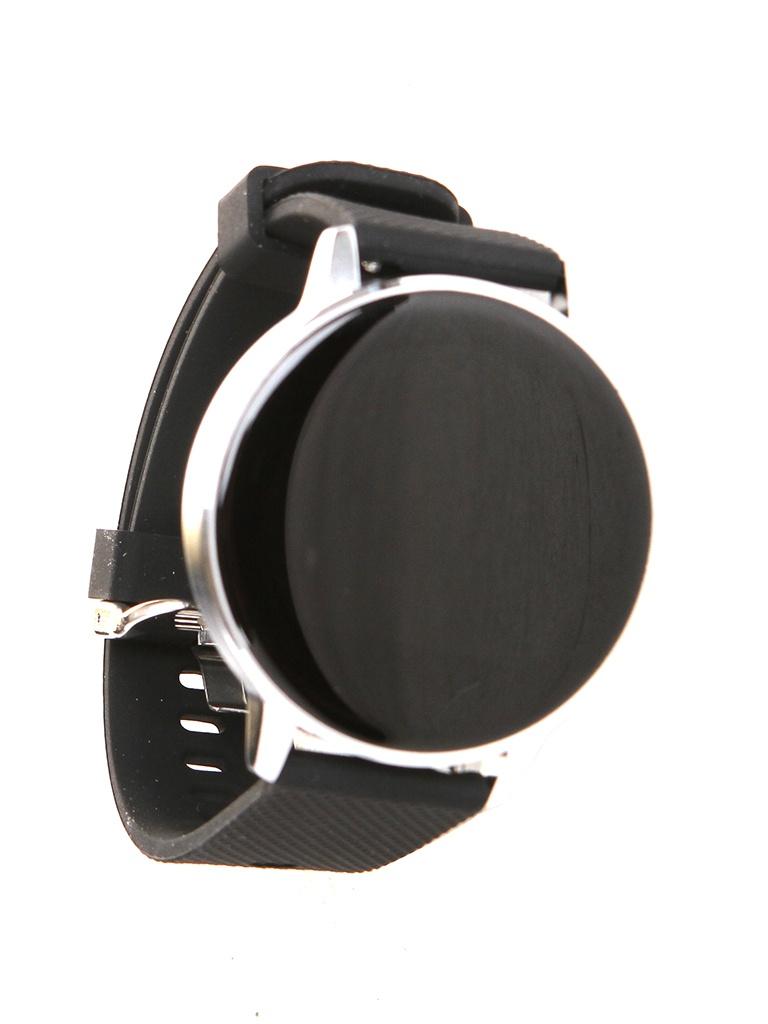 Умные часы Geozon Sky Silver-Black G-SM07SVRB
