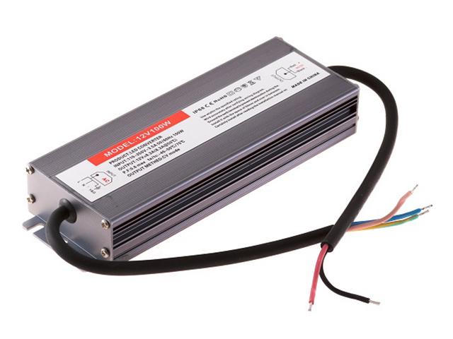 Блок питания URM SLS-100W 12V 8.3A 100W IP67 C10036