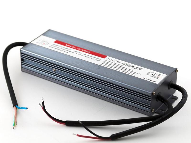 Блок питания URM SLS-200W 12V 16.6A 200W IP67 C10038