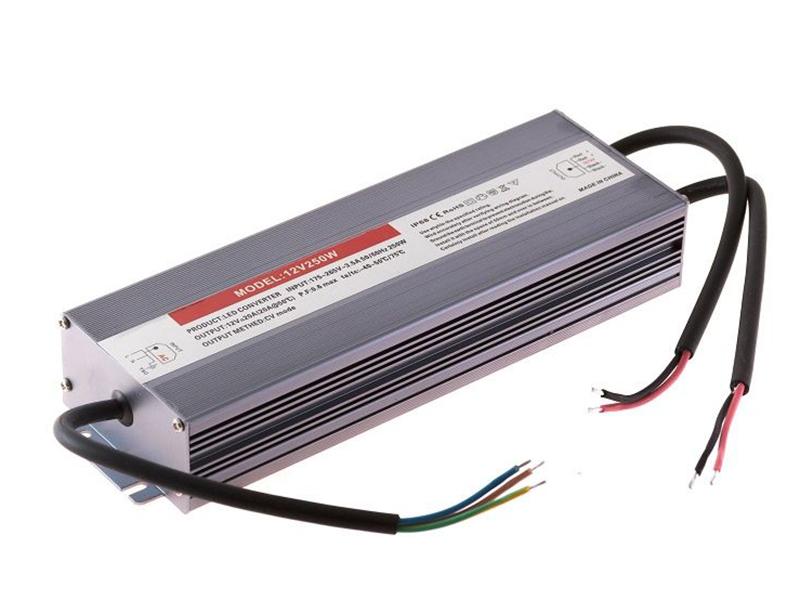 Блок питания URM SLS-250W 12V 20.83A 250W IP67 C10040