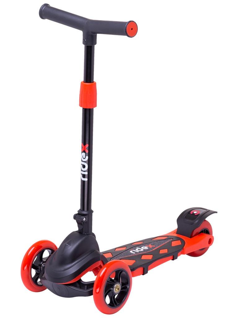 Самокат Ridex 3D Robin 120/90mm Red