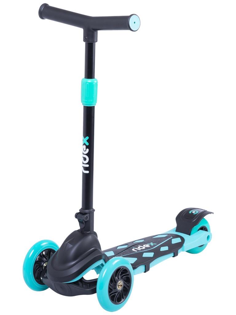 Самокат Ridex 3D Robin 120/90mm Turquoise