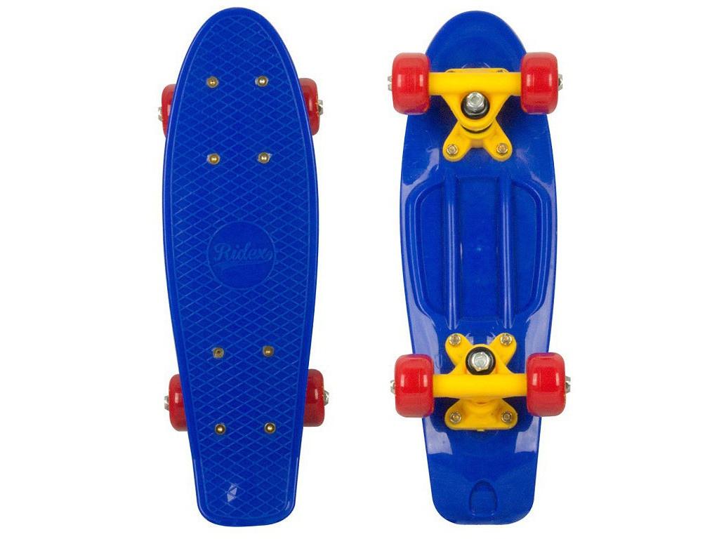Скейт Ridex ABEC-7 17 x5 Spider