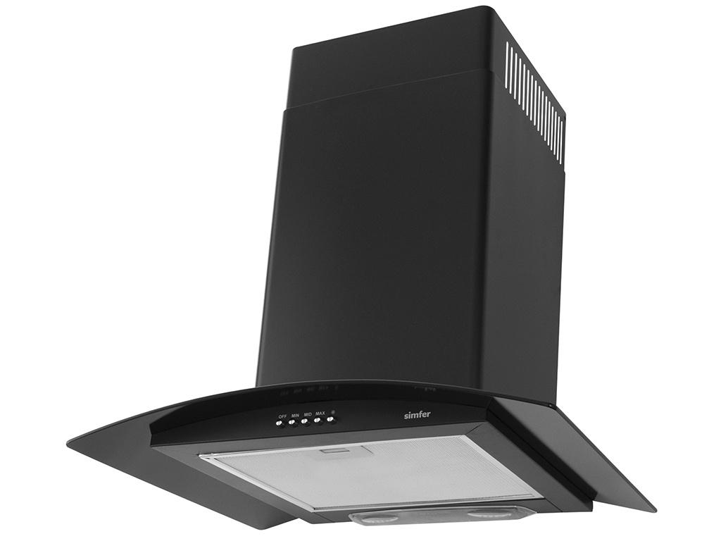 Кухонная вытяжка Simfer 8637SM — 8637SM