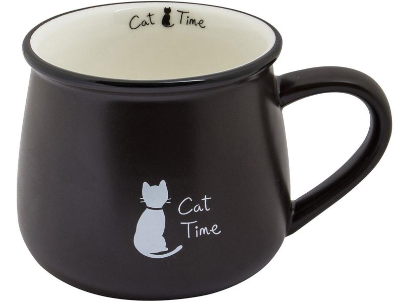 Кружка Эврика Бочонок Cat Time 99598