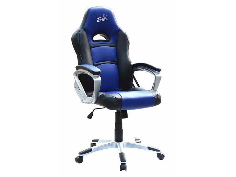 Компьютерное кресло Хорошие кресла GK-0707 Blue