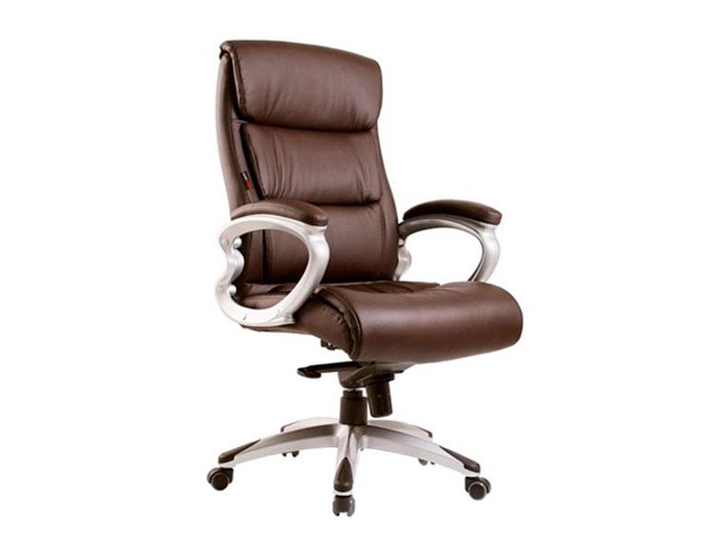Компьютерное кресло Хорошие кресла Ronald Chocolate
