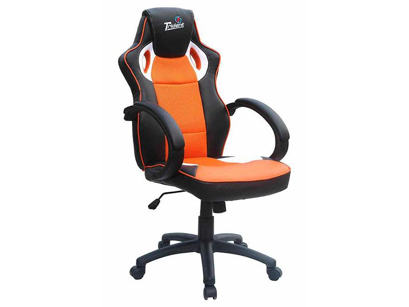 Компьютерное кресло Хорошие кресла GK-0808 Orange