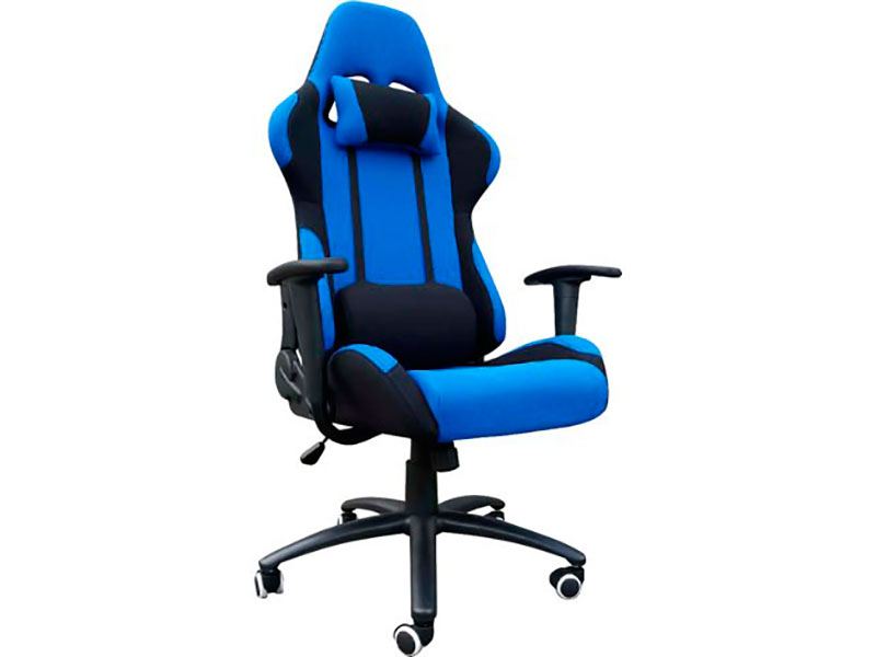 Компьютерное кресло Хорошие кресла Gamer Blue