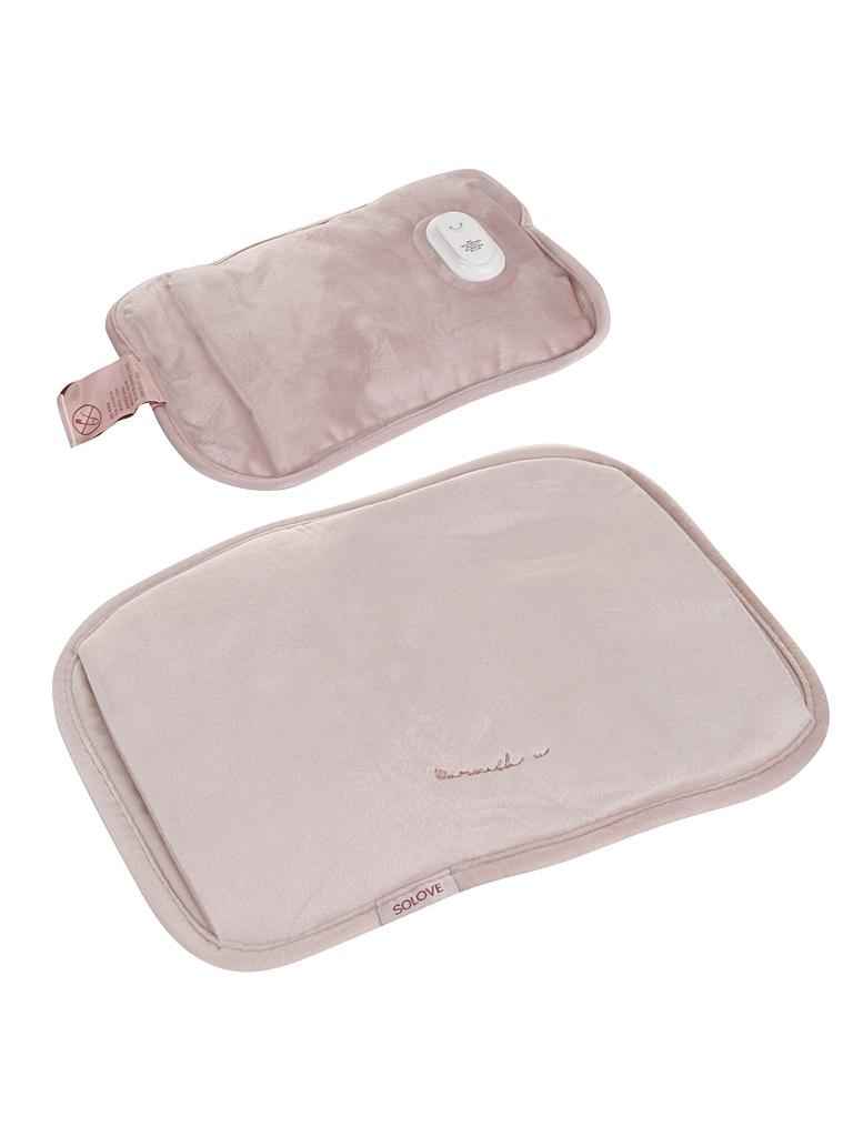 Электрогрелка Xiaomi Solove R1 Waist Welt Pocket Pink