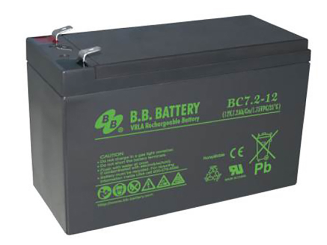 Аккумулятор для ИБП B.B.Battery BC 7.2-12