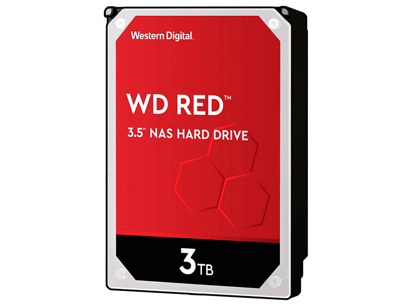 Жесткий диск Western Digital Original Red 3Tb WD30EFAX