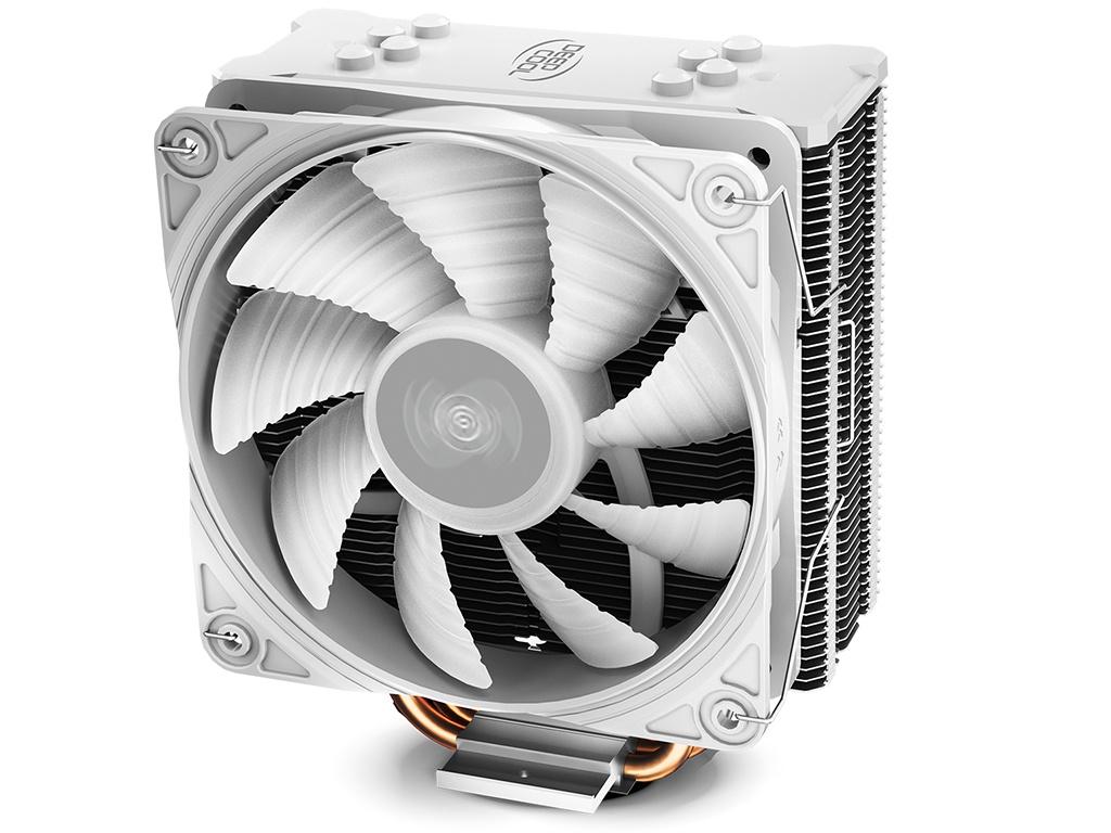 цена на Кулер DeepCool Gammaxx GTE V2 White (Intel LGA1151/1150/1155/1366/ AMD AM4/AM3+/AM3/AM2+/AM2/FM2+/FM2/FM1)