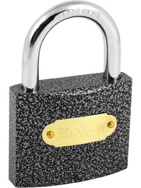Замок Нора-М ЗН-800-60мм 3 ключа 16811.