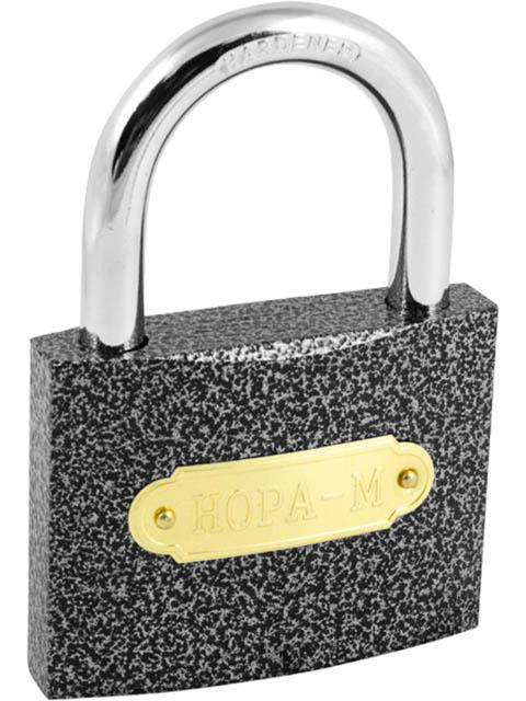 Замок Нора-М ЗН-800-70мм 3 ключа 16812.