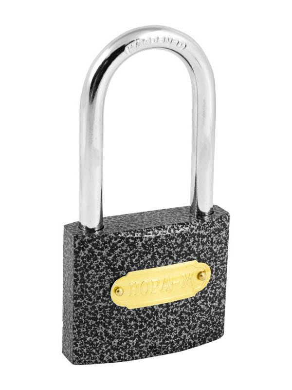 Замок Нора-М ЗН-800дд-60мм 3 ключа 16816