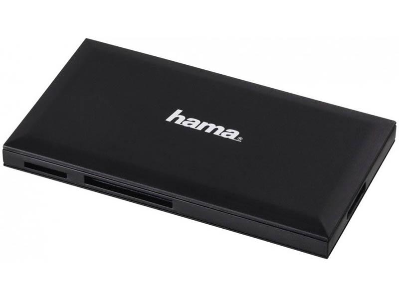 цена на Карт-ридер Hama USB3.0 Multi 181018