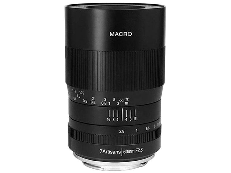 Zakazat.ru: Объектив 7Artisans Micro 4/3 60 mm f/2.8 Macro 18011