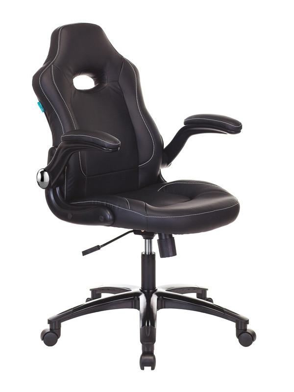 Компьютерное кресло Бюрократ Viking-1N Black cuervo y sobrinos 3196 1n