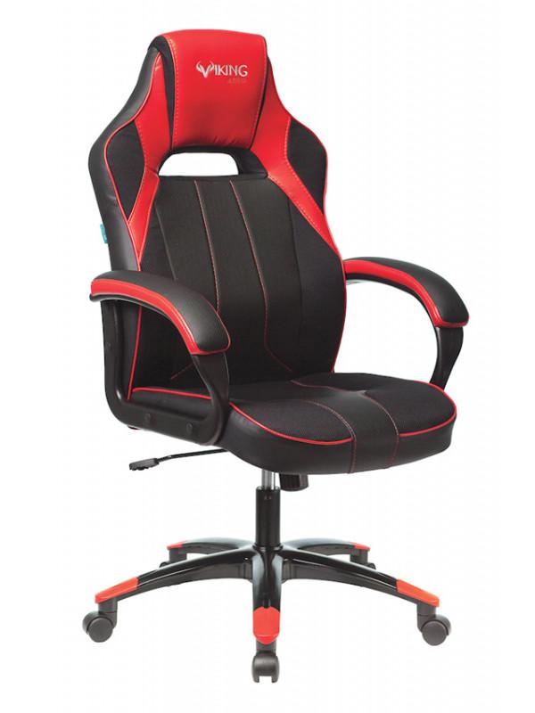 Компьютерное кресло Бюрократ Viking 2 Aero Red