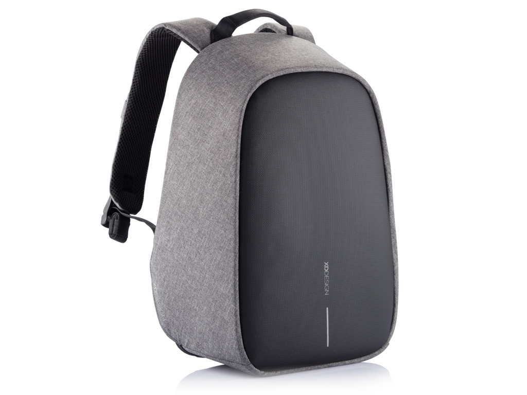 Рюкзак XD Design Bobby Hero Small Grey P705.702 рюкзак xd design 15 6 inch bobby grey p705 542