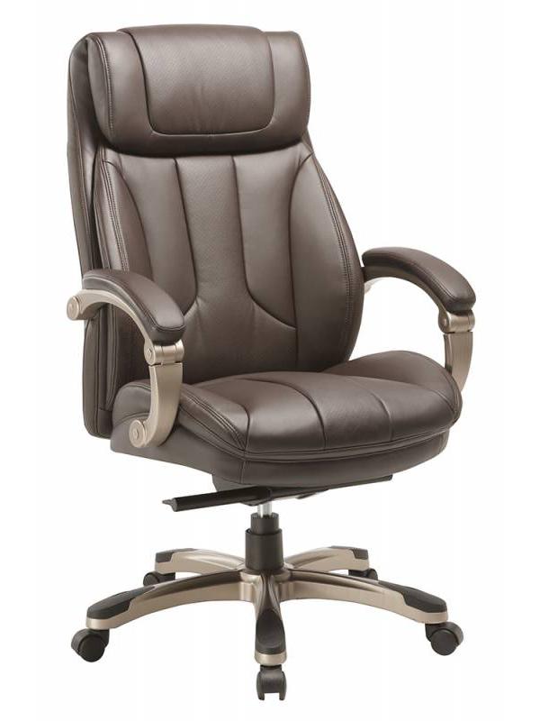 Компьютерное кресло Бюрократ T-9921 Brown