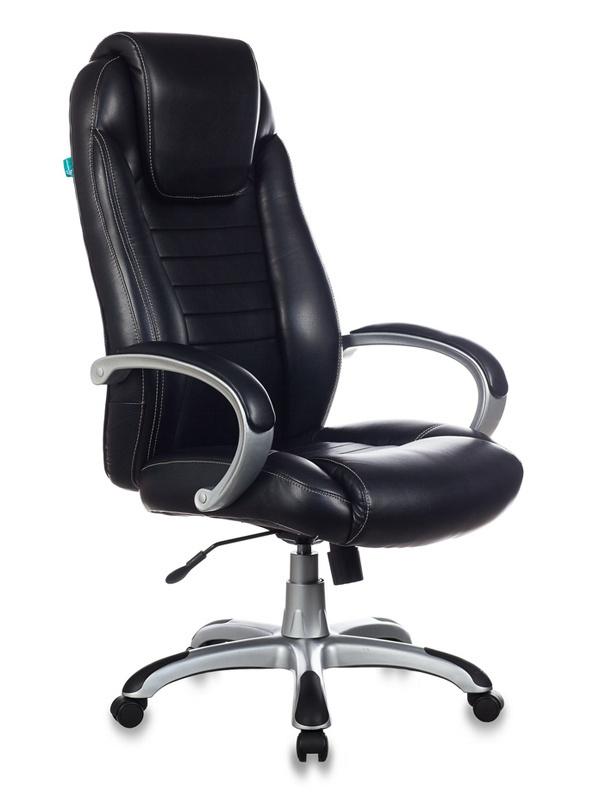 Компьютерное кресло Бюрократ T-9923 Venge Black /BLACK-PU
