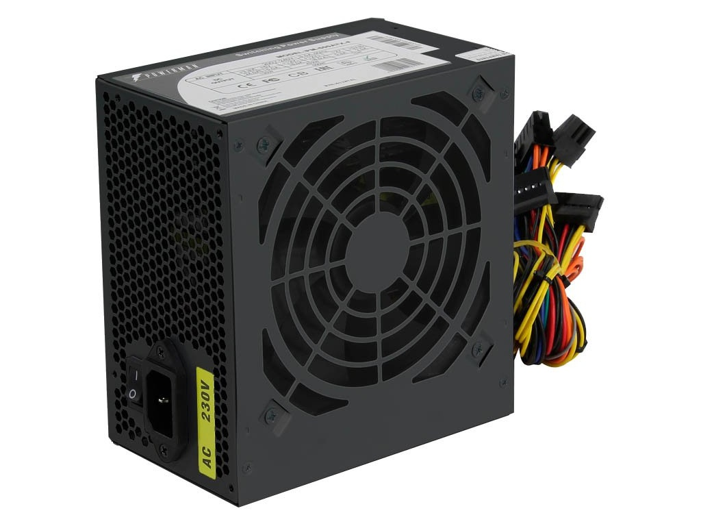 Блок питания In Win PM-600ATX-F-BL 600W