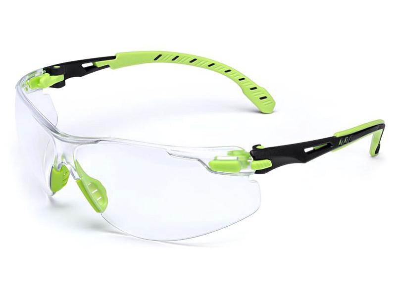 Очки защитные 3M Solus 1000 S1201SGAF-EU Transparent 7100078882