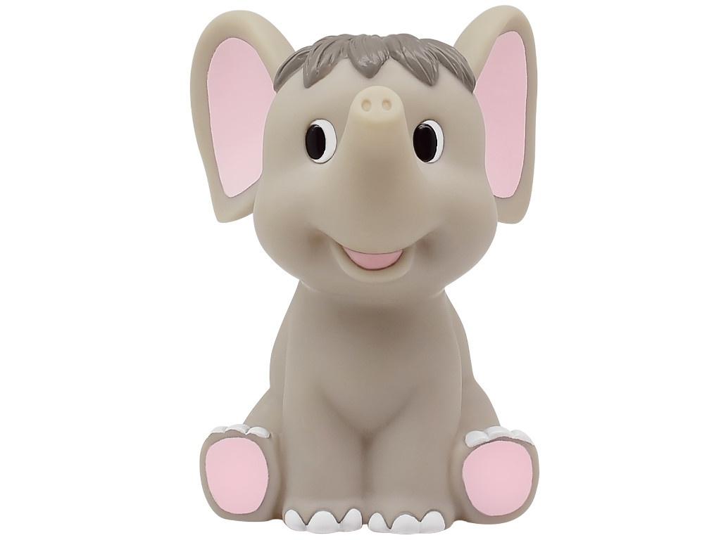 Игрушка Lubby Слоник-Пищалка от 12 мес. 16626 lubby круг на шею для купания