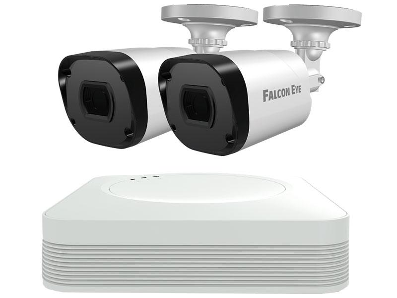 Комплект видеонаблюдения Falcon Eye FE-104MHD Light Smart