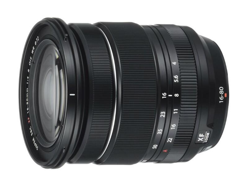 Объектив Fujifilm XF 16-80mm f/4 R OIS WR цена и фото