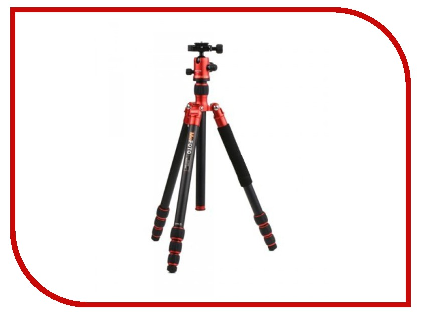 Штатив Benro A1340Q1 MeFoto Red<br>