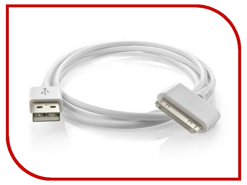 Аксессуар APPLE iPad Connector / USB MA591ZM/A<br>