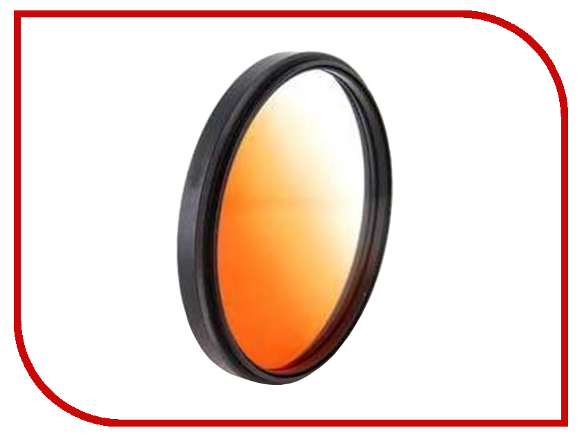 Светофильтр Fujimi Grad Orange 58mm<br>