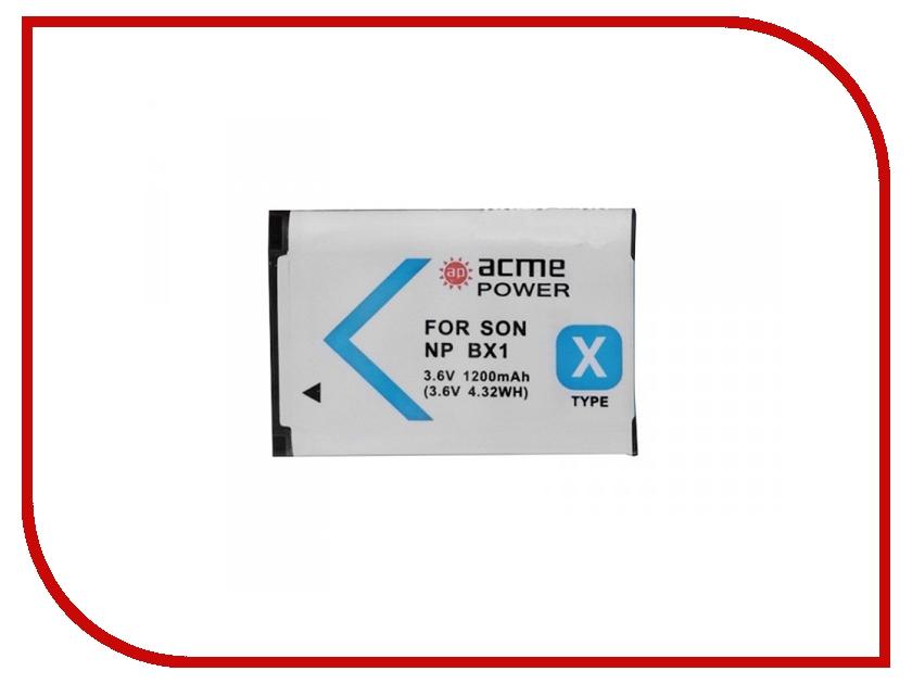 Аккумулятор AcmePower AP NP-BX1 цена