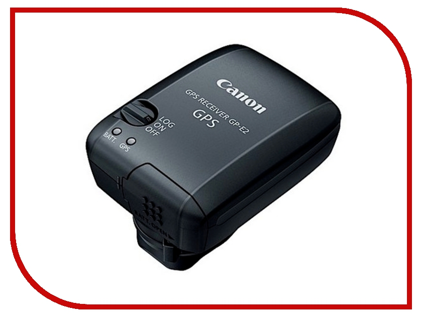 GPS-приемник Canon GP-E2 для Canon EOS 650D / 7D / 1D X / 5D Mark III ismartdigi lp e6 7 4v 1800mah lithium battery for canon eos 60d eos 5d mark ii eos 7d