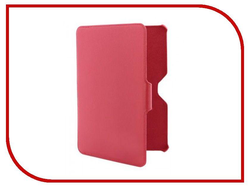 Аксессуар Чехол Samsung Galaxy Note GT-N8000/10.1 iBox Premium кожаный Red