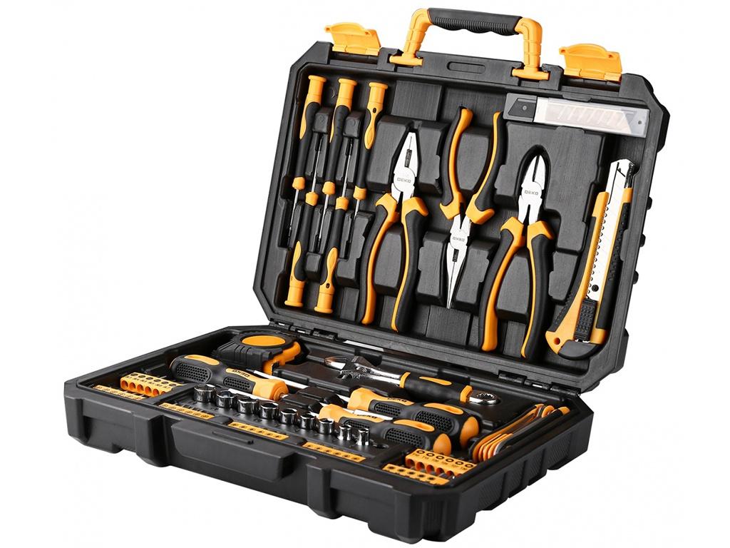 Набор инструмента Deko TZ82 065-0736